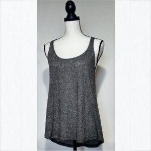 American Eagle Outfitter Heather Gray Soft Tank